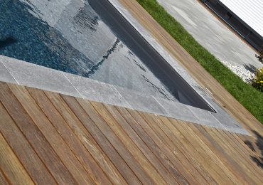 tandur gris habillage piscine